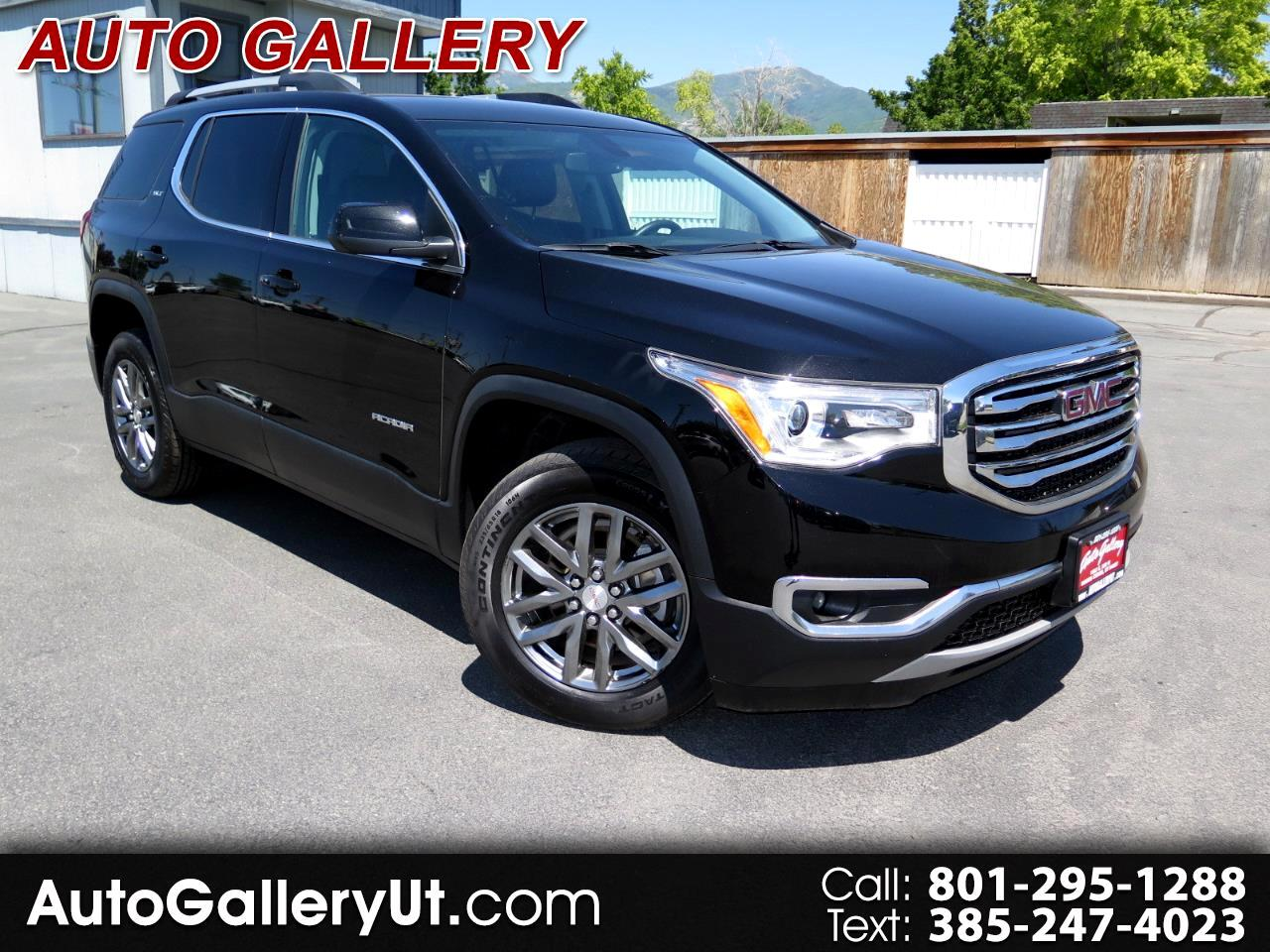Used 2019 Gmc Acadia Awd 4dr Slt W Slt 1 For Sale In Woods Cross
