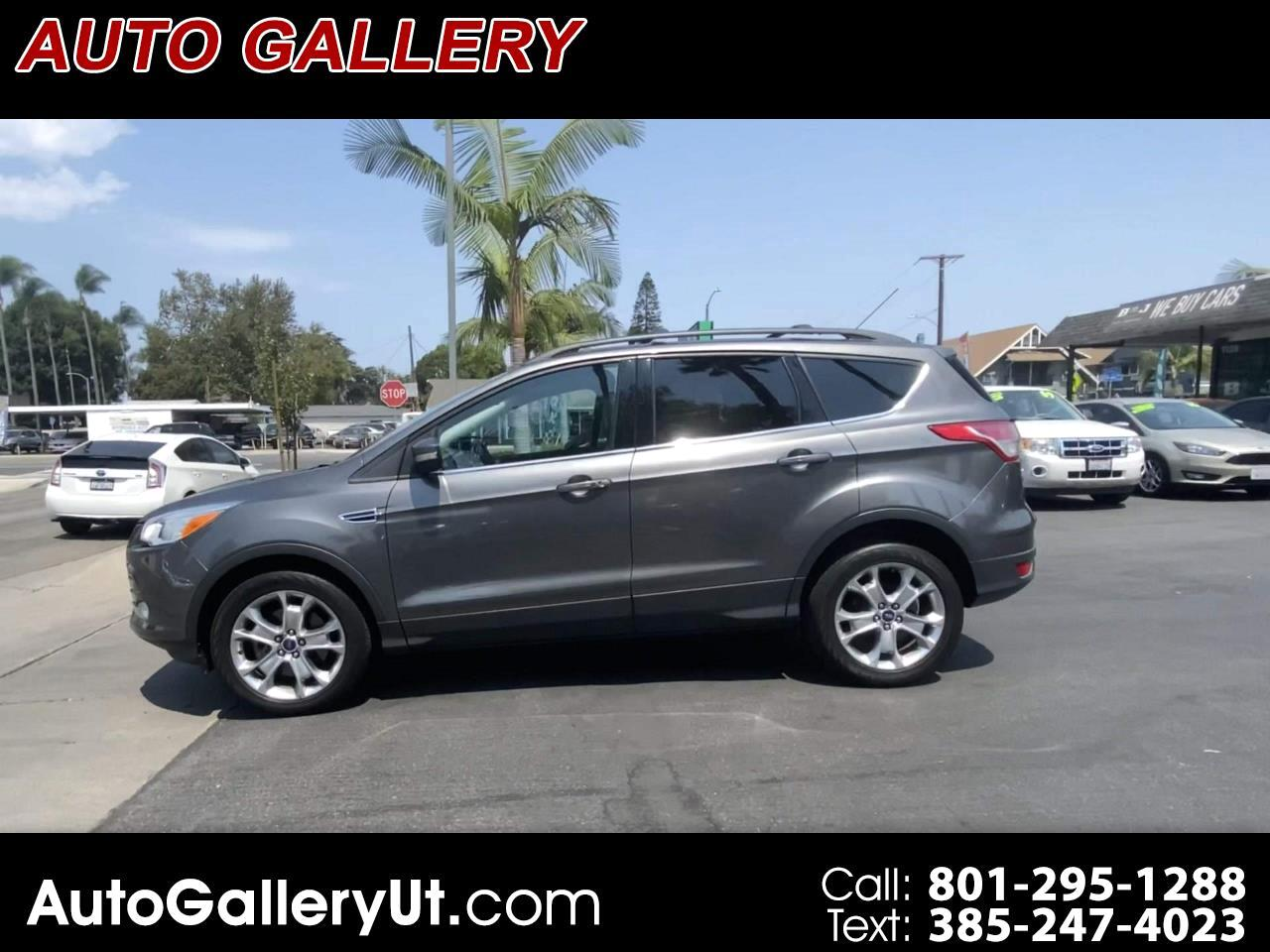 Ford Escape 4WD 4dr SEL 2013