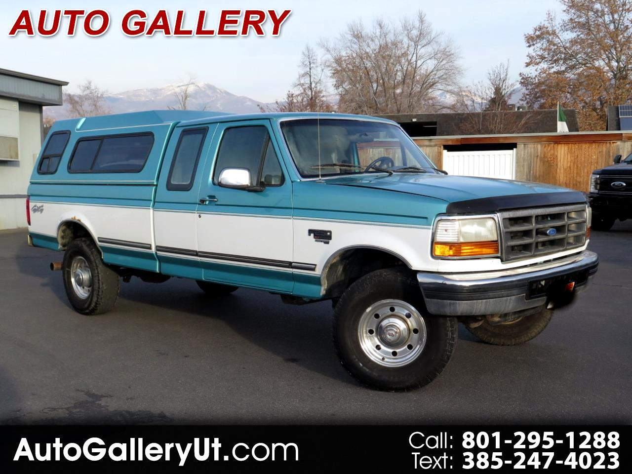 "Ford F-250 HD Supercab 155.0"" WB 4WD 1996"