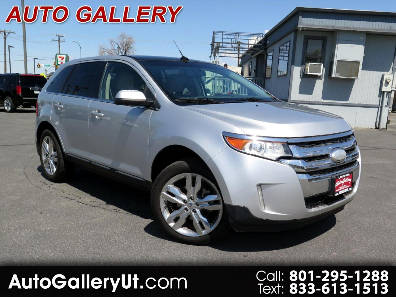 Ford Edge 4dr Limited AWD 2013