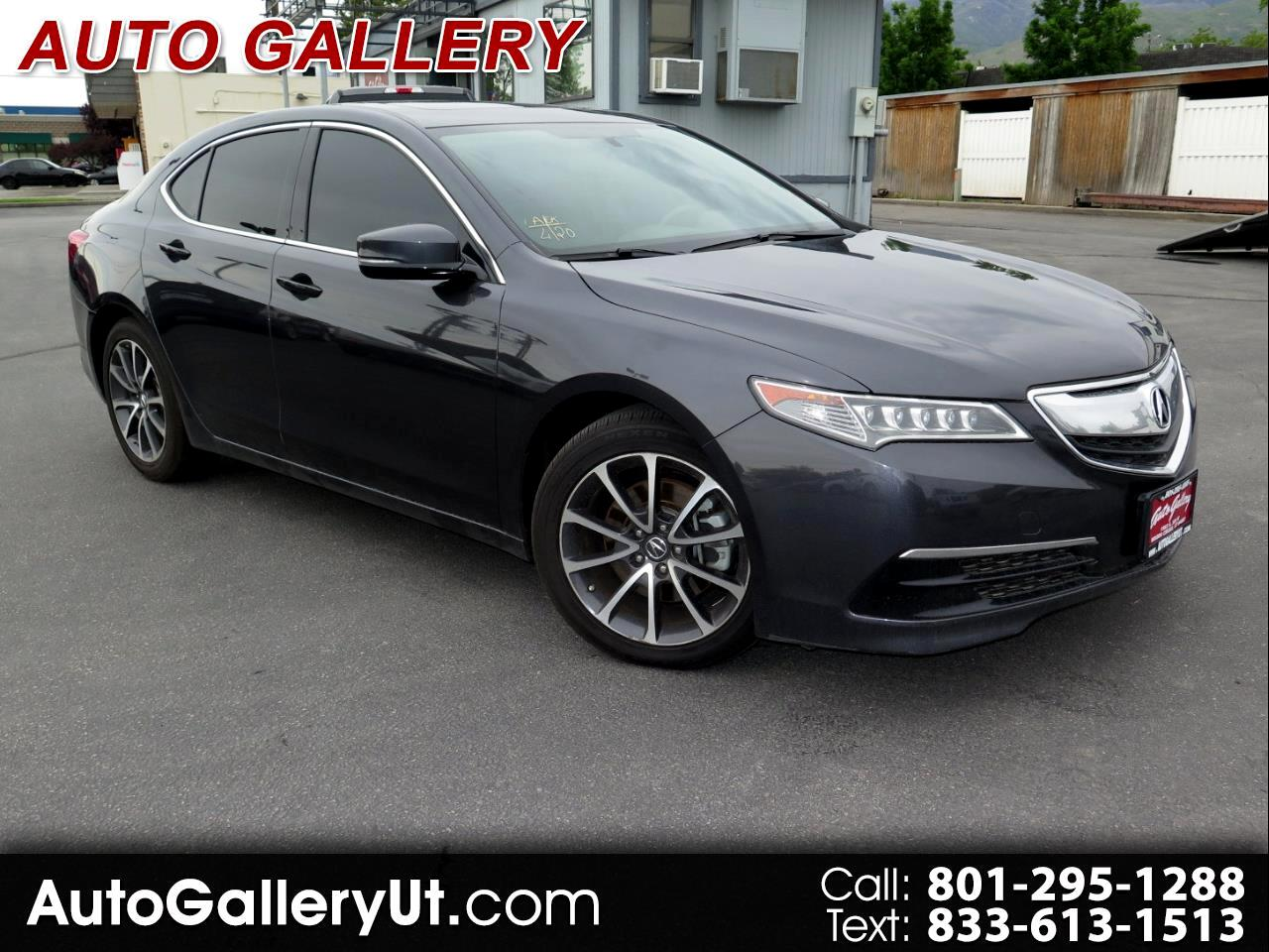 Acura TLX 4dr Sdn FWD V6 2015