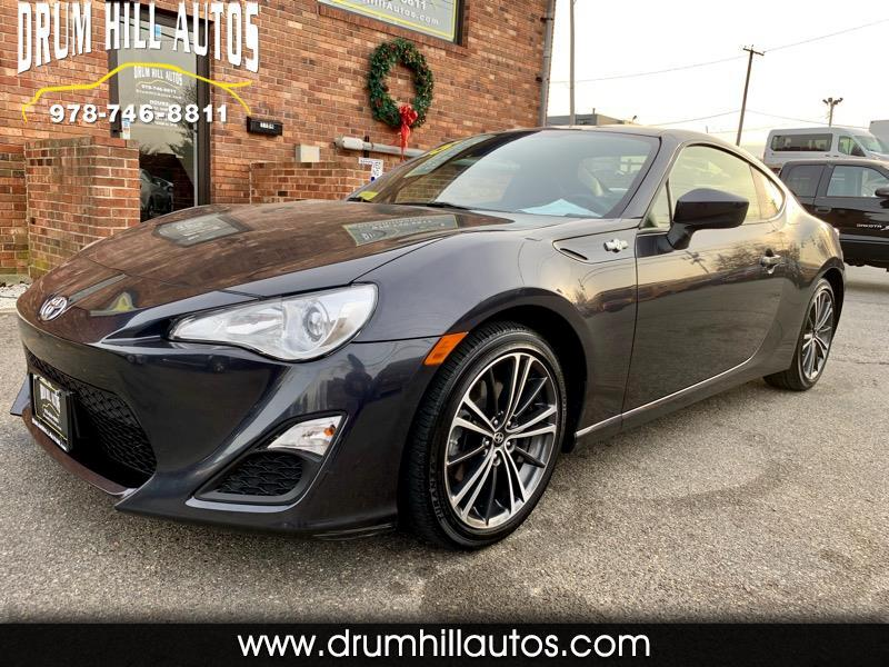 2015 Scion FR-S 6MT