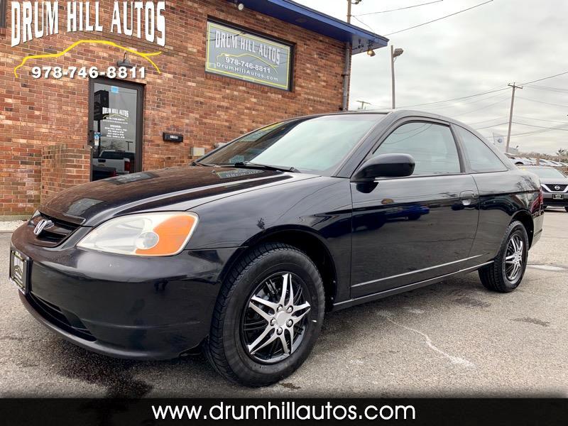 2003 Honda Civic DX coupe