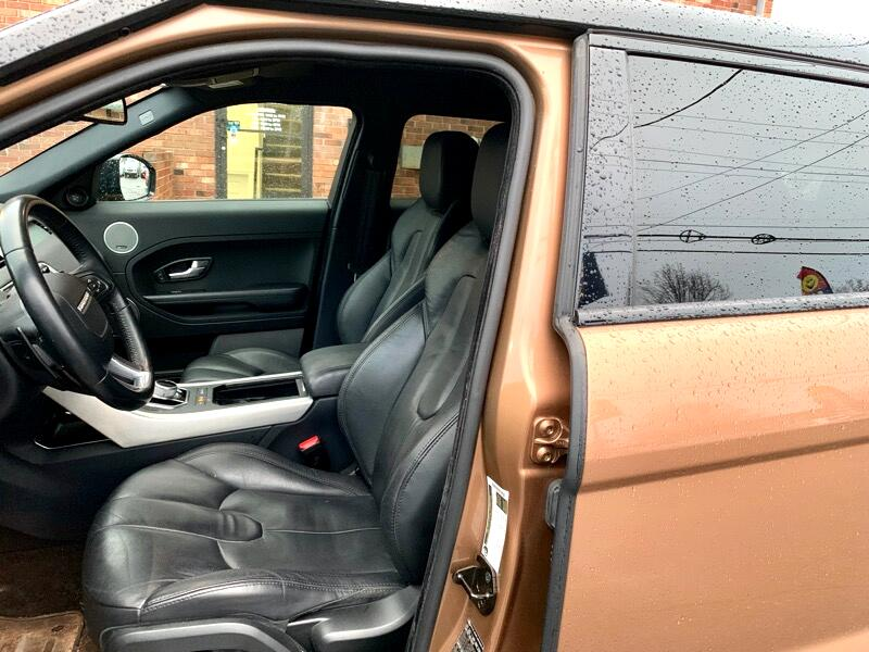 2015 Land Rover Range Rover Evoque Pure Premium 5-Door