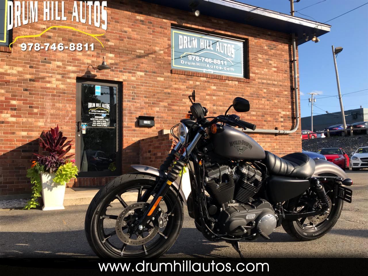 2016 Harley-Davidson XL883N