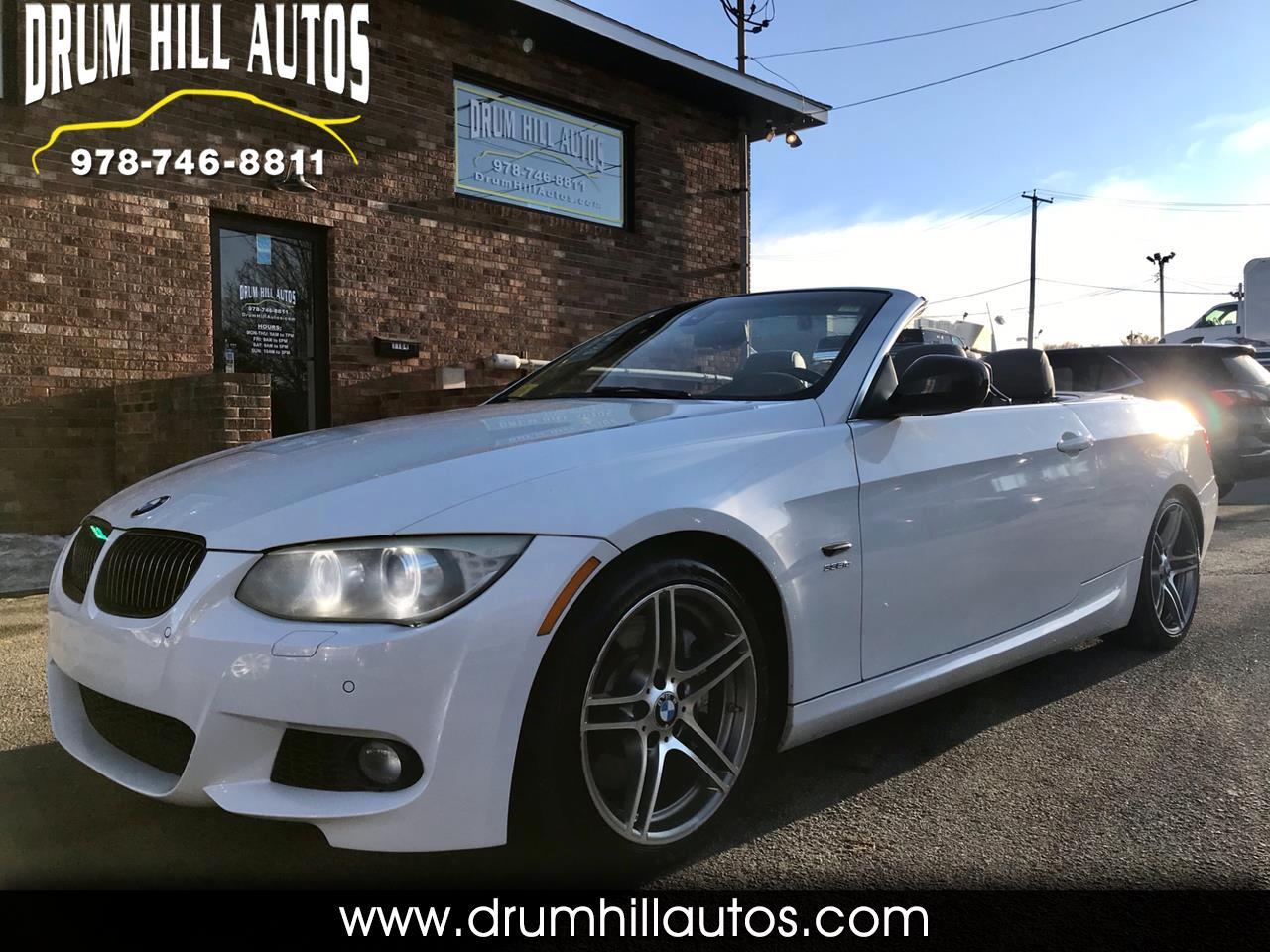 BMW 3-Series 335i Convertible - SULEV 2011