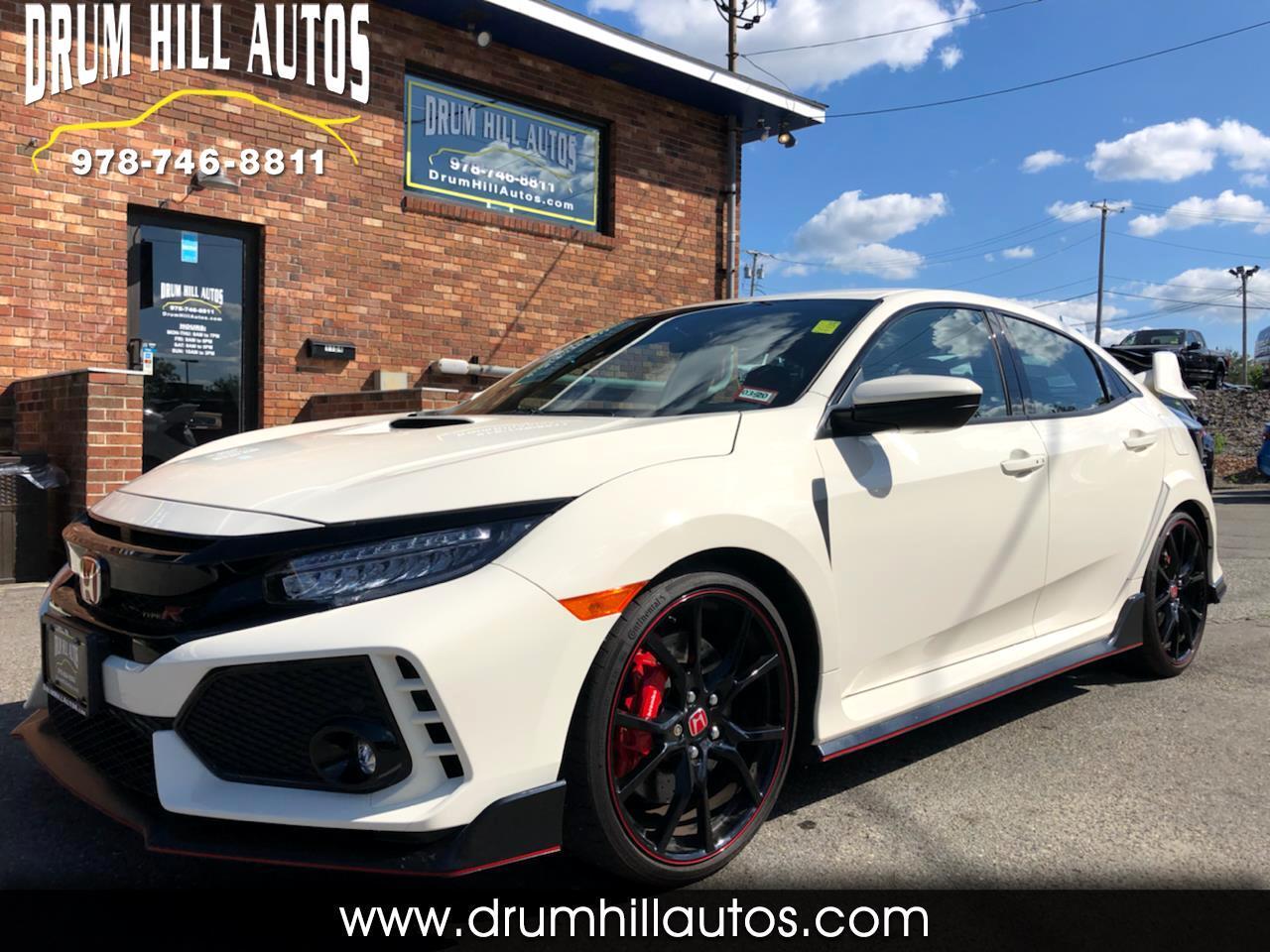 Honda Civic Type R 6M 2018