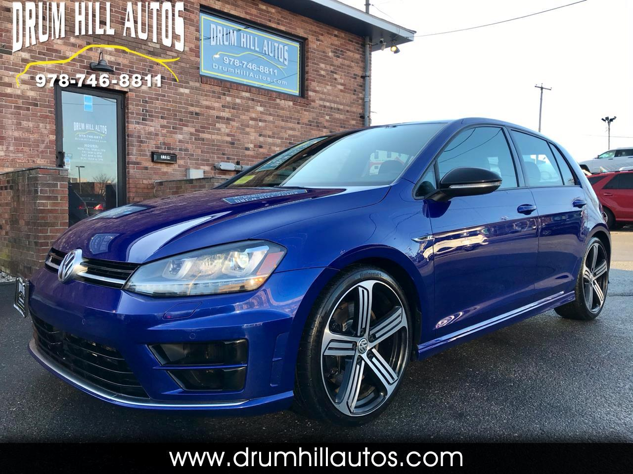 Volkswagen Golf R Base 2016