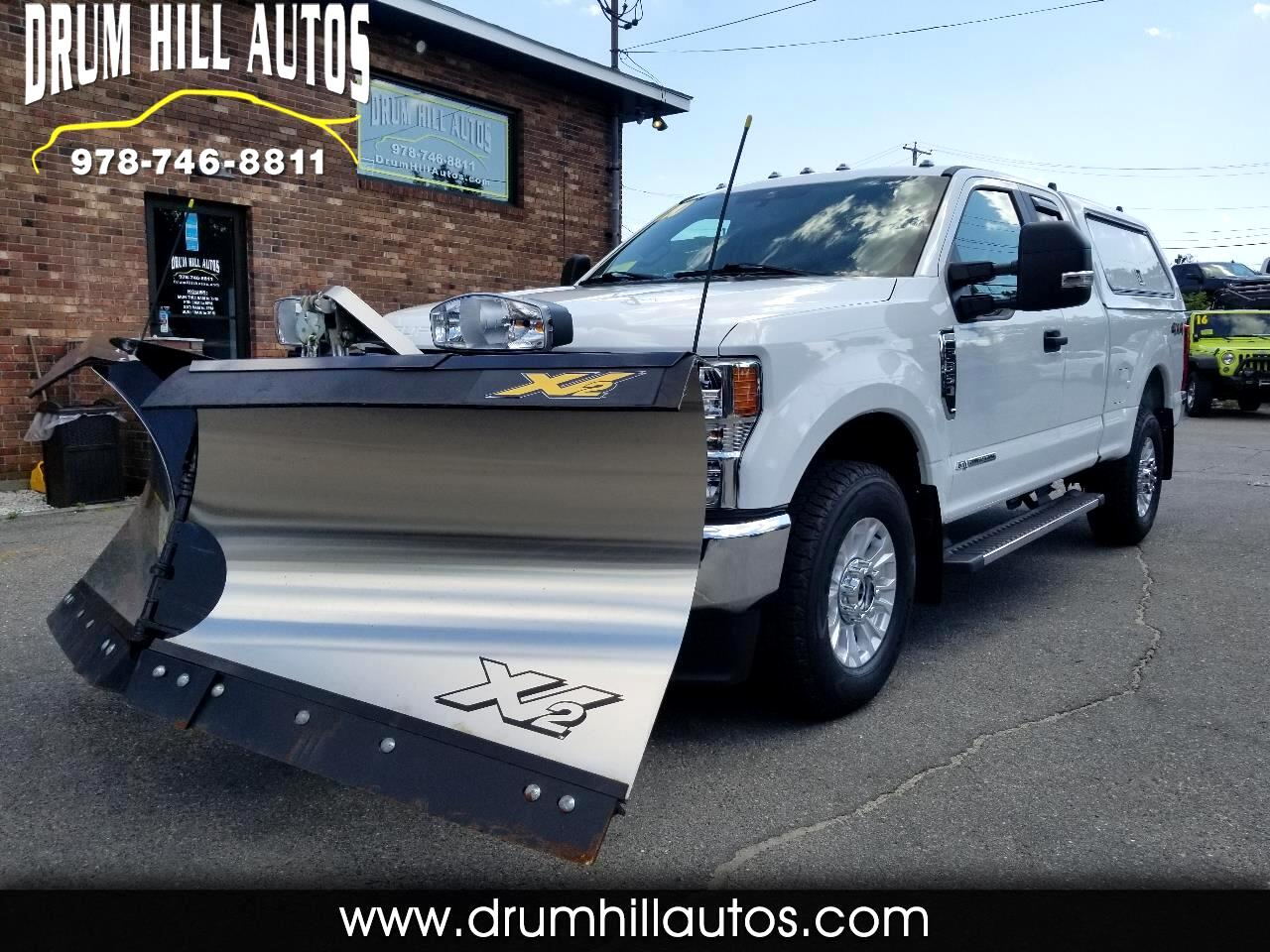 Ford F-350 SD XLT SuperCab 4WD 2020