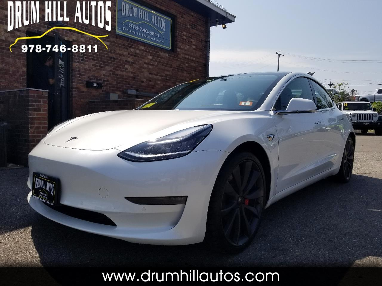 Tesla Model 3 Performance 2020