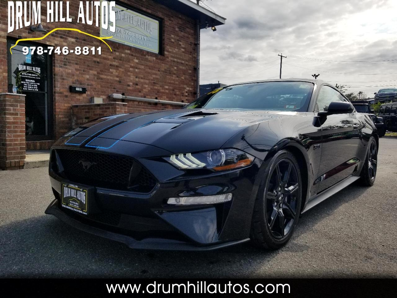 Ford Mustang GT Premium Coupe 2018