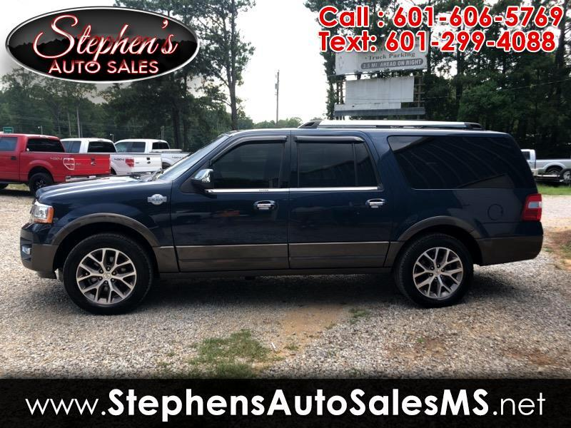 Ford Expedition EL 2WD 4dr King Ranch 2015
