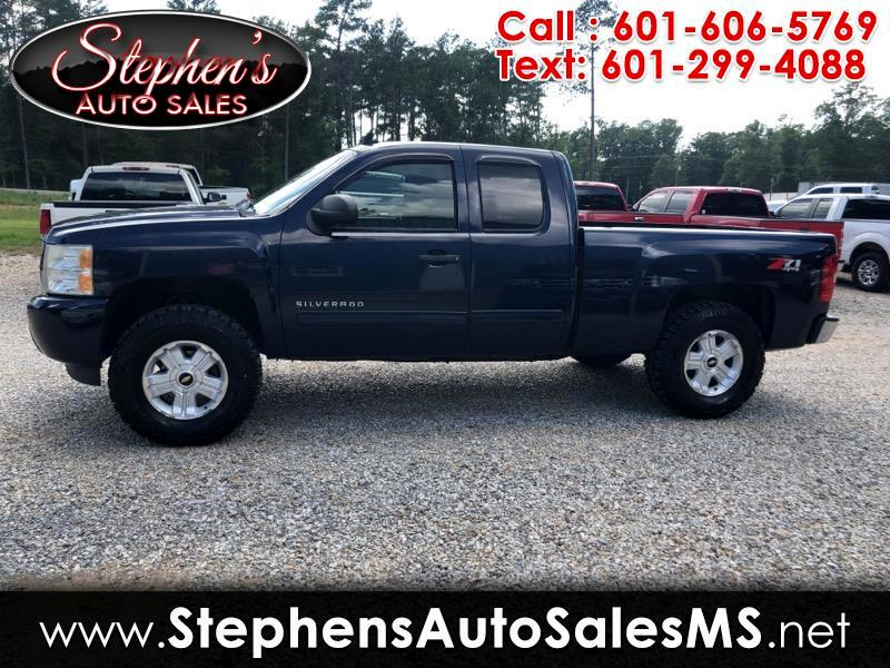 Chevrolet Silverado 1500 LT1 Ext. Cab Short Box 4WD 2010