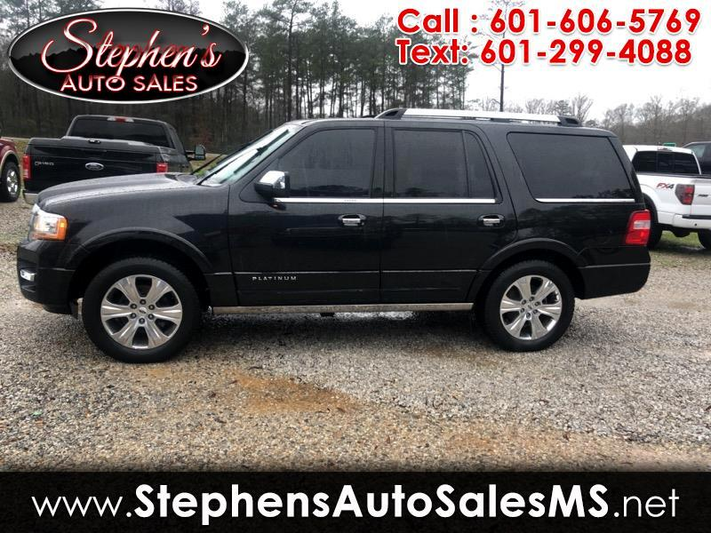 Ford Expedition Platinum 2WD 2015