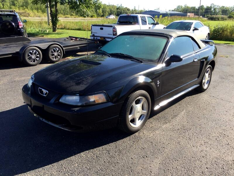 Ford Mustang Deluxe Convertible 2001