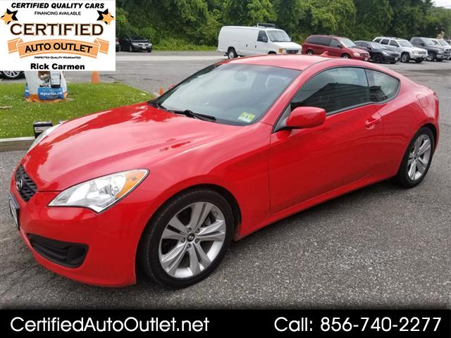 2011 Hyundai Genesis Coupe 2.0T Manual