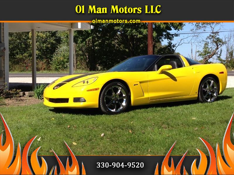 2008 Chevrolet Corvette HERTZ ZHZ 1 OF 500