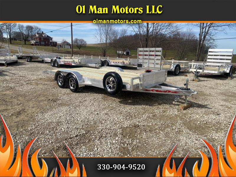 Wolverine Trailers Car Hauler  2020