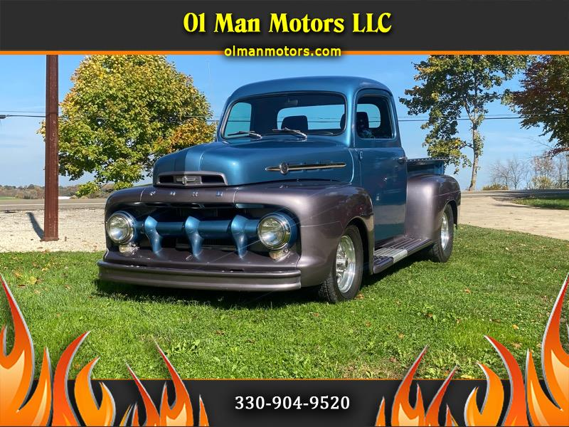 Ford F-1  1950