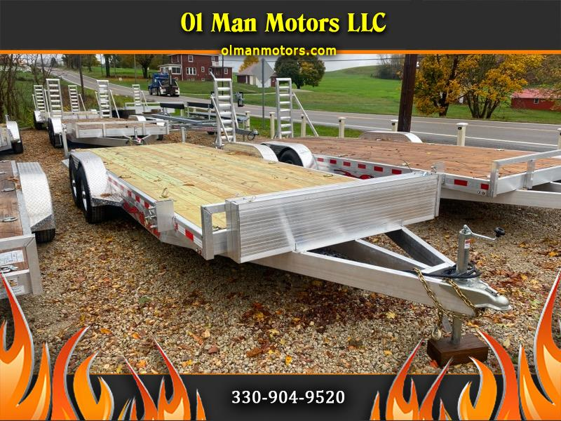 Wolverine Trailers Car Hauler  2021