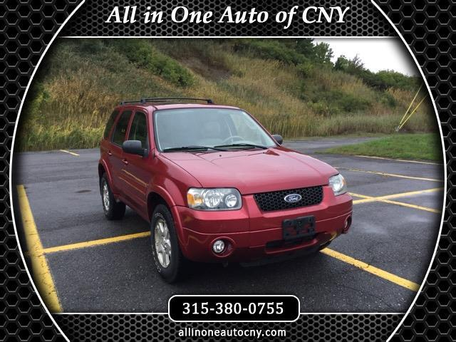Ford Escape Limited 4WD 2007