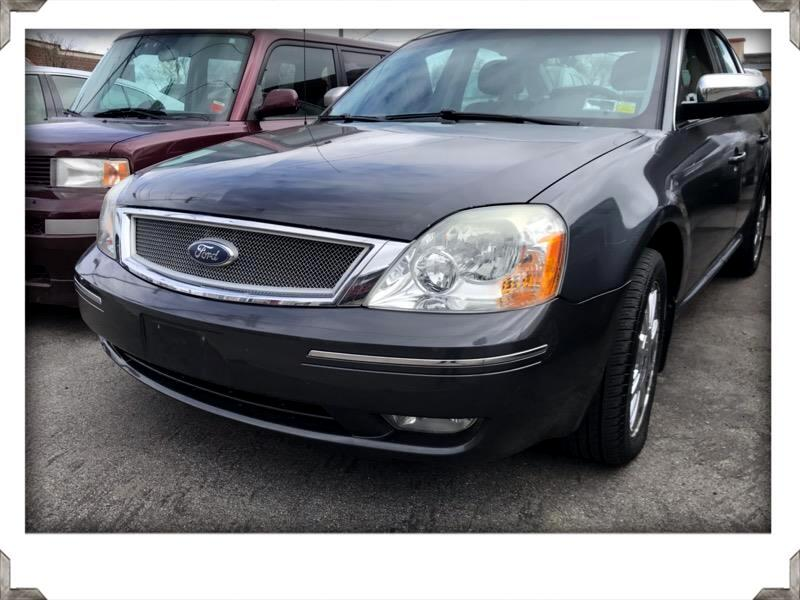 Ford Five Hundred 4dr Sdn Limited AWD 2007
