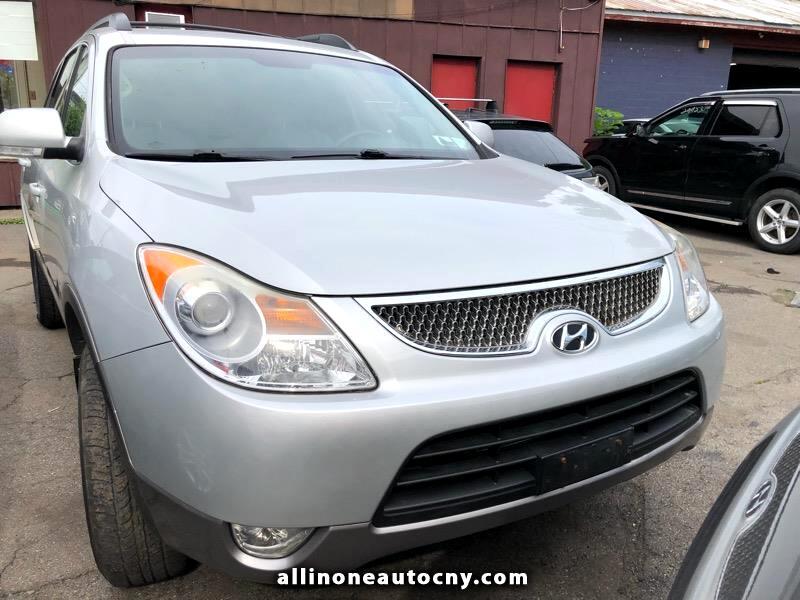 Hyundai Veracruz Limited AWD 2011