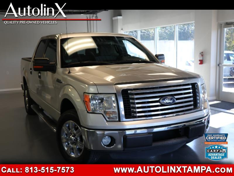 2011 Ford F-150 XLT SuperCrew 6.5-ft. Bed 2WD