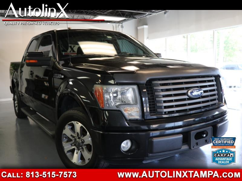 "2010 Ford F-150 2WD SuperCrew 157"" FX2"
