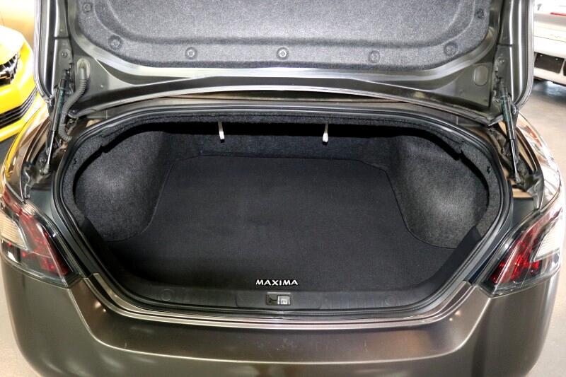 2013 Nissan Maxima SV