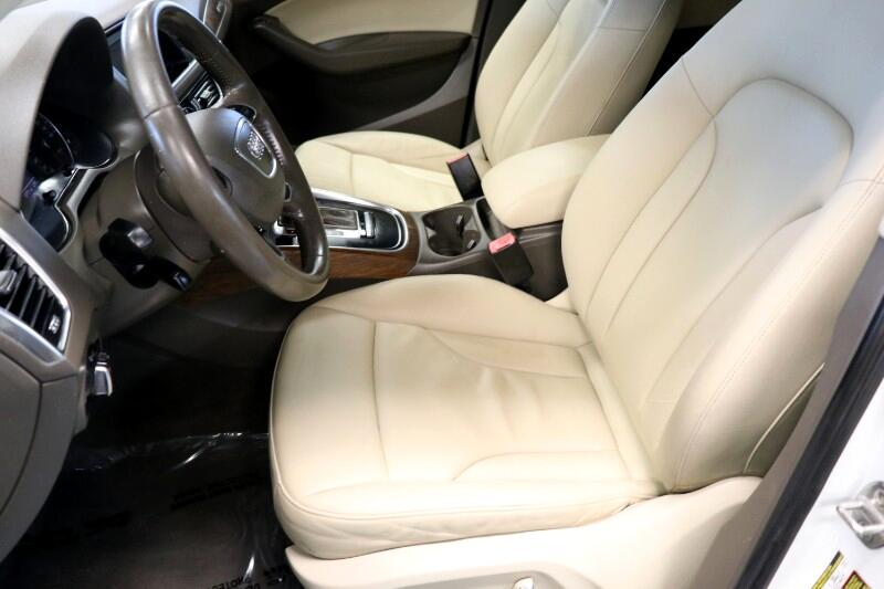 2013 Audi Q5 2.0 quattro Premium