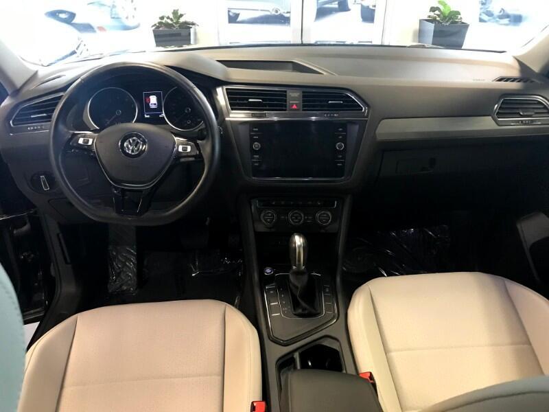 2018 Volkswagen Tiguan SEL