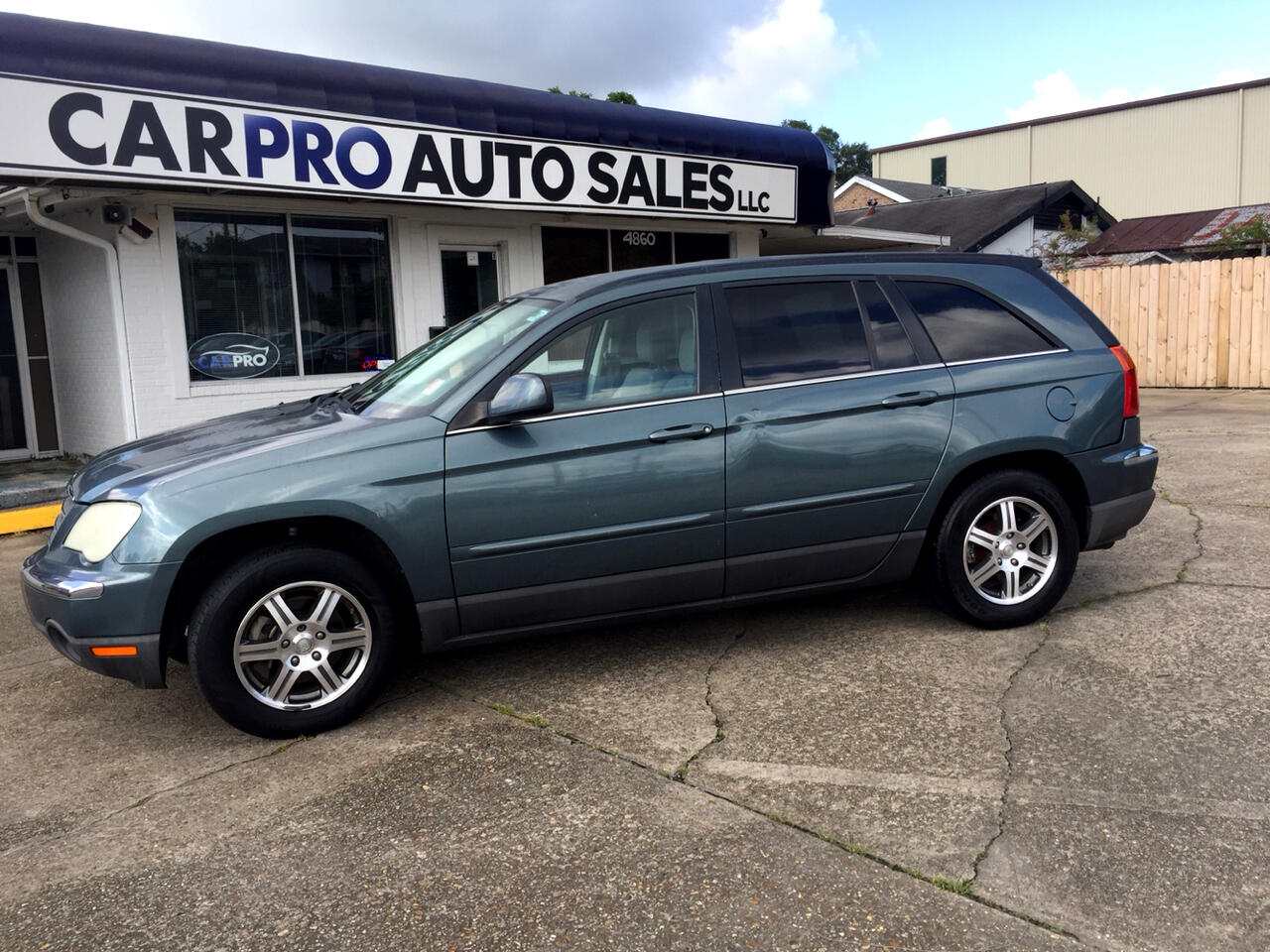 Chrysler Pacifica 4dr Wgn Touring FWD 2007