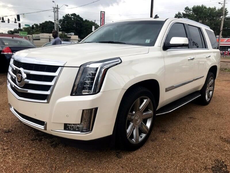 2015 Cadillac Escalade AWD 4dr Luxury