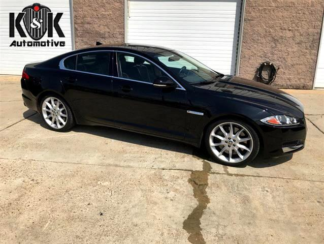 2013 Jaguar XF-Series SUPERCHARGED