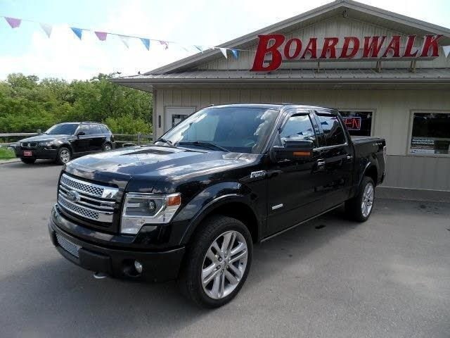 2013 Ford F-150 Limited SuperCrew 4WD