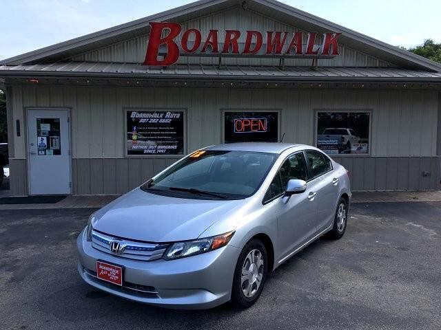 2012 Honda Civic Hybrid CVT