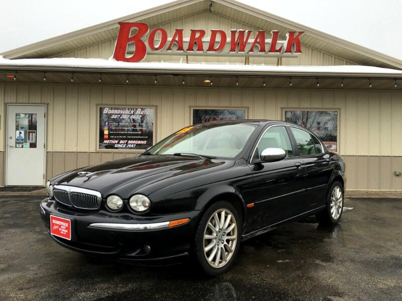 2005 Jaguar X-Type 3.0 AWD