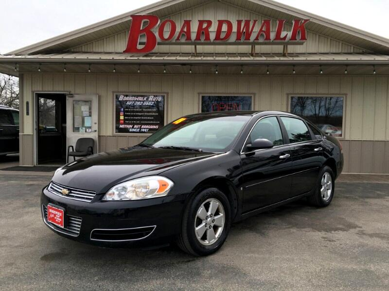 2008 Chevrolet Impala LT Leather