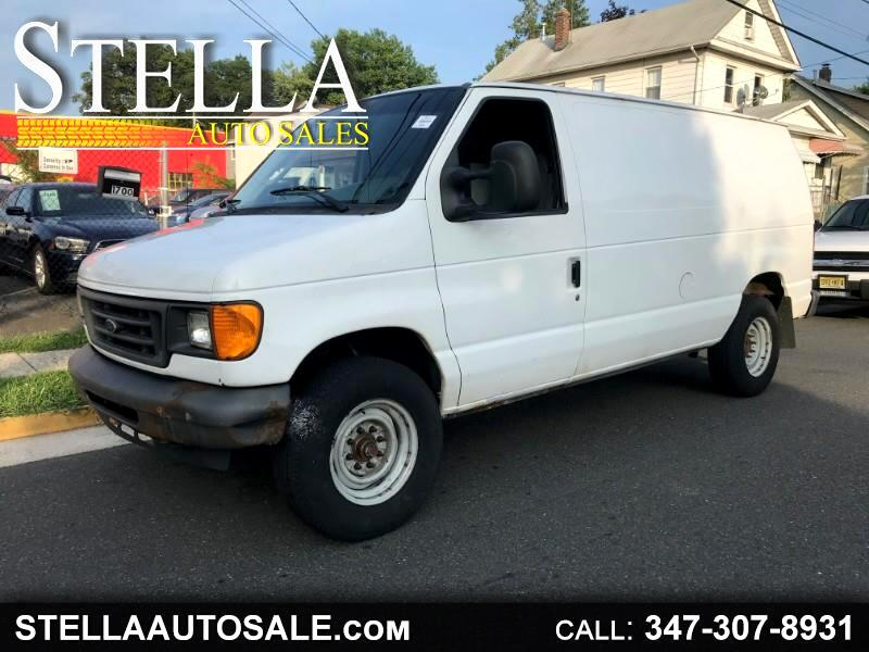 2007 Ford Econoline E-350 Super Duty