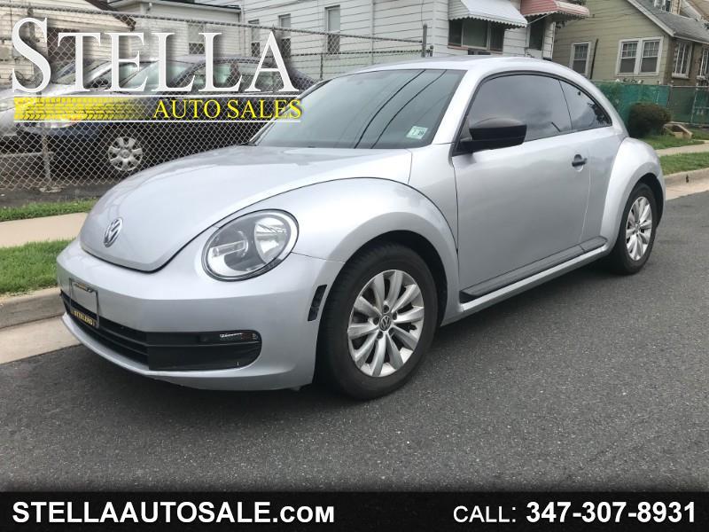2014 Volkswagen Beetle 2.0L