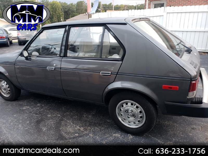 1989 Dodge Omni EXPO