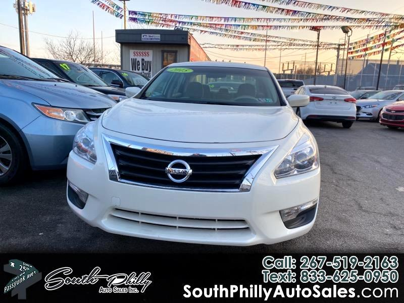 Nissan Altima 2.0 Platinum Sedan 2015
