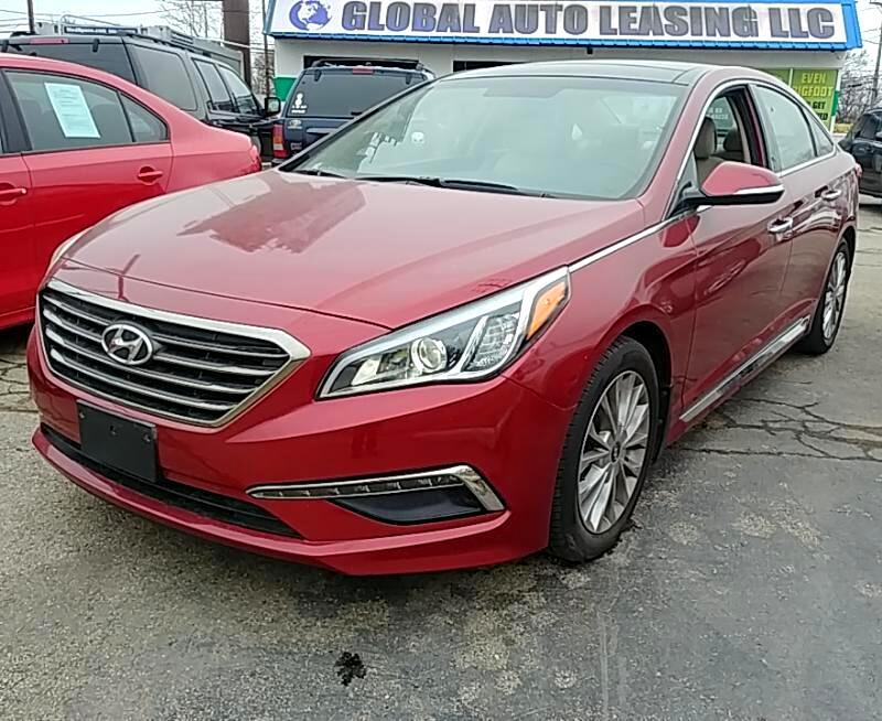 2015 Hyundai Sonata Limited 2.4L