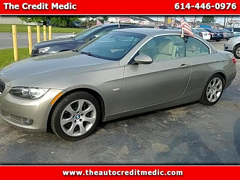 2009 BMW 3-Series 335i Convertible