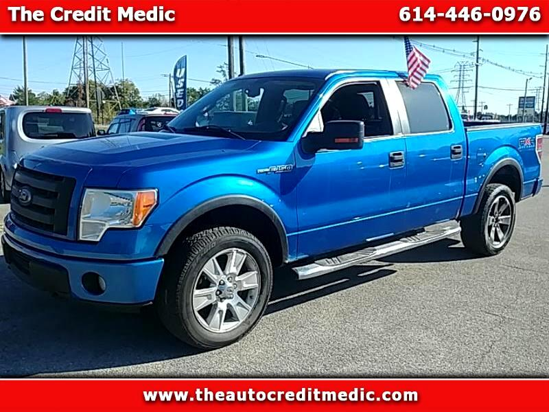 2010 Ford F-150 FX4 SuperCrew 6.5-ft. Bed 4WD