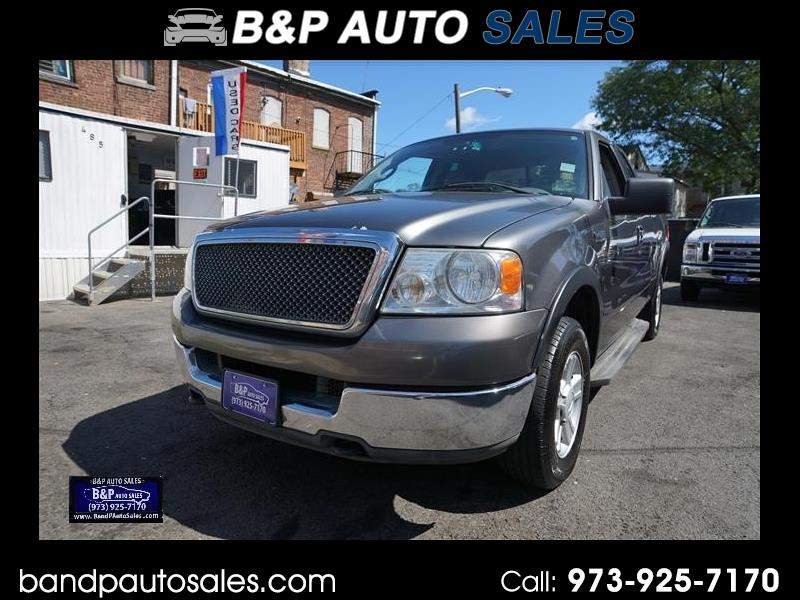 "2005 Ford F-150 4WD SuperCab 133"" XLT"