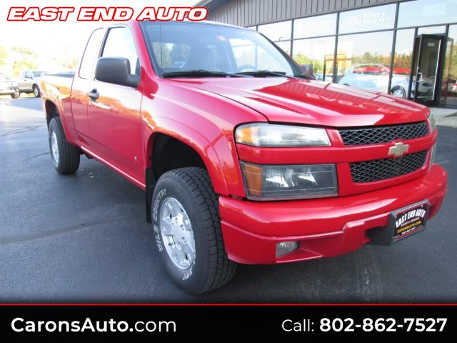 2008 Chevrolet Colorado LS Ext. Cab 4WD