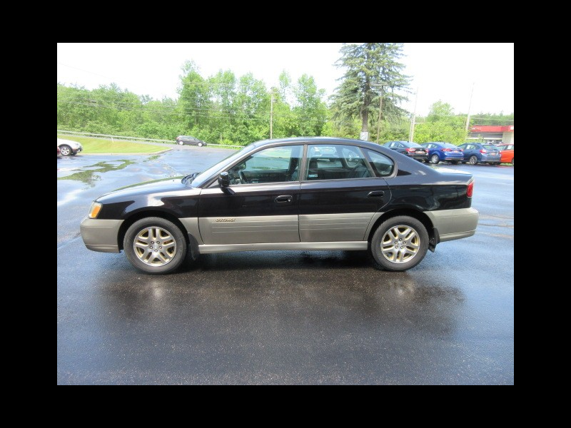 Subaru Outback Limited Sedan 2001