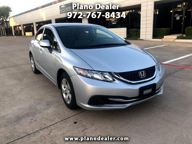 2013 Honda Civic LX Sedan AT